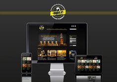 Diseño de marca y página Web - A.P.C.O by Damian Jimenez, via Behance