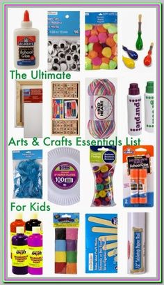 How To Score Cheap Craft Supplies Save On Crafts Cheap Craft