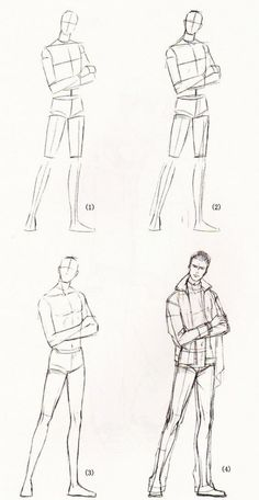 How To Draw Fashion Sketches For Beginners HOW TO DRAW BODY SHAPES: 30 Tutorials For Beginners<br>Drawing and especially illustrating the human body is considered Drawing Body Poses, Body Reference Drawing, Human Figure Drawing, Figure Sketching, Art Reference Poses, Human Body Drawing, Anatomy Reference, Drawing Male Bodies, Human Sketch