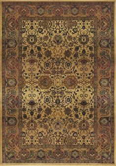 Exhilaration Area Rug - Synthetic Rugs - Traditional Rugs - Rugs | HomeDecorators.com