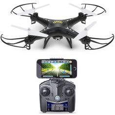 10. Holy stone HS 110 FPV drone