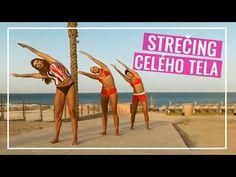 Strečing a cviky na vnútorné stehná - Ako na sexi telo #1 - YouTube Egypt, Youtube, Youtube Movies