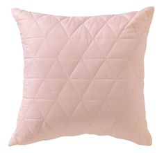 PolyesterQuiltedEmbroideredSoft textured fabricPolyester Filled Cushion - x
