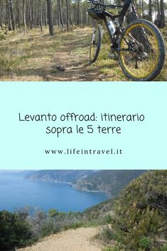 Levanto, offroad in MTB nel parco delle 5 terre Cycling Quotes, Cycling Art, Cycling Jerseys, What Is Thinking, Mtb, Bike Wheel, Weekend Breaks, Bicycle Design, Cinque Terre