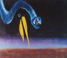 Jan Cox, Iliad, The End, Antwerp 1975