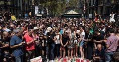 Βαρκελώνη: Οι Ισπανοί βγαίνουν στους δρόμους με σύνθημα «δε φοβάμαι»
