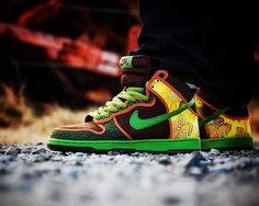 online retailer 0b380 06ea2 The beauty that is the Nike Dunk sb De La Soul... Nike Dunks