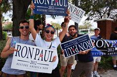 Ron Paul Nearly Won Electoral College Votes in 2012 Presidential Election