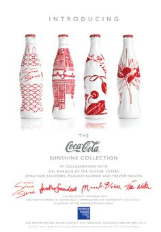 Coca-Cola White Limited Sunshine Collection 2009