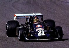 1976 Japan GP Masami Kuwashima Willams FW05 did not qualify for the only GP he entered.