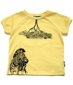 KENIA T-SHIRT - Tribal prints from Spain - Monikako