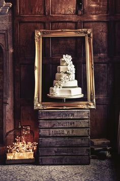 How To Show Off Your Wedding Cake (BridesMagazine.co.uk) (BridesMagazine.co.uk)                                                                                                                                                                                 More