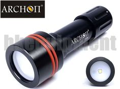 Archon D11V Cree XM-L2 Scuba Diving Photography Underwater Video LED Flashlight in Sporting Goods | eBay