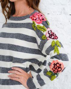 """593 Me gusta, 8 comentarios - Doll Store (@dollstore) en Instagram: """"Sweaters Jones, bordado a mano  Encontralo ya en nuestro local de Palermo y en…"""""""