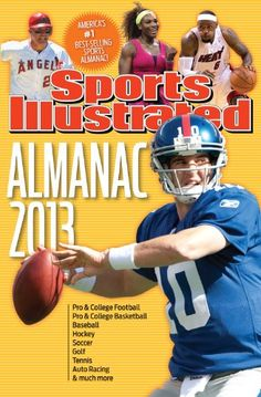 Sports Illustrated Almanac 2013 (Sports Illustrated « LibraryUserGroup.com – The Library of Library User Group
