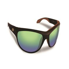 Flying Fisherman Cayo Matte Frame w-Bronze Lens Sunglasses