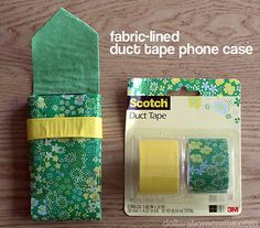 Duct Tape - A Great Crafting Material Duct Tape is a popular crafting material, and for good reason - it comes in hundreds of colors and styles, it's easy to work with, and you can make just about anything...