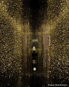 【ミラノサローネ2014レポ04】8万個の時計部品やシャツのインスタレーション | Fashionsnap.com