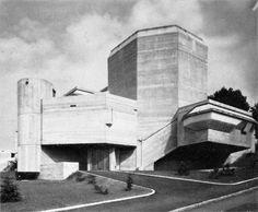Parish Center, Oberwart, Austria, 1966-69