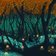 Magic Transitions – James R. Eads Illustration