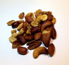 Hickory & Apple Wood Smoked Bar Nuts 10oz Gourmet Smoked Mixed