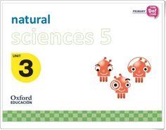 """Unidad 5 de Natural Science de 5º de Primaria: """"Ecosystems"""""""