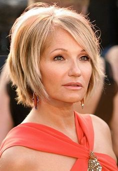 This is about what mine looks like now.  #growout Celebrity Hairstyles For Women Over 50