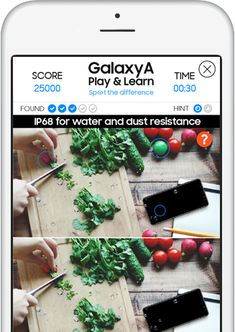 Samsung has teamed up with Branded Mini-Games to make two e-Learning games which aimed to educate and give information on the newly released 2018 Galaxy and Christmas Wreaths, Christmas Ornaments, Mini Games, Learning Games, Articles, Samsung, Play, Phone, Holiday Decor