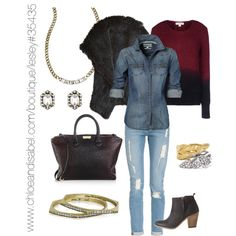 """""""Radiant with Gradient"""" by lesleysmith614 on Polyvore www.chloeandisabel.com/boutique/Lesley#35435"""