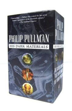 His Dark Materials trilogy by Philip Pullman | The Northern Lights, The Subtle Knife, The Amber Spyglass
