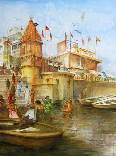 Banaras Ghat-4