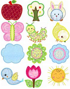 machine embroidery   AUSTRALIAN MACHINE EMBROIDERY DESIGNS « EMBROIDERY & ORIGAMI