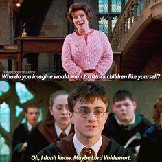[Order of the Phoenix] Sassy Harry? Sassy Harry. ☕️