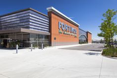 Project: Fortino Grocery Store #1 Location: Abbleby Line and Hwy 407 in Oakville Product: Tonality Architect: Turner Fleischer Architects