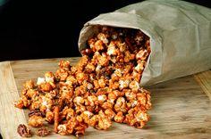 Beer Caramel Popcorn by He Cooks ~ She Cooks, via Flickr