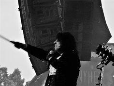 Black and white photography: Olipa Alice Cooperin parhain keikka ikinä!