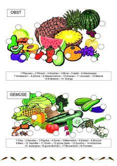 Τρόφιμα - φρούτα και λαχανικά