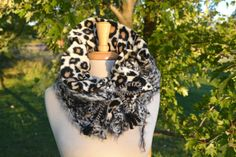 NEW Thumblebug Cheetah Girl  Double Layer by RockPaperScissorsEtc, $40.00, another creation of Stephanie's I love!