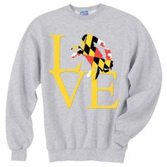 It's like Maryland and Philadelphia mixed together! Love it!! - what a coincidence, cute :)