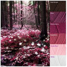 "Emma Goodgion on Instagram: ""Rich pinks and dark chocolates. Sweet & Sensual #plumforest #moodboard #stylecraftspecialdk"""