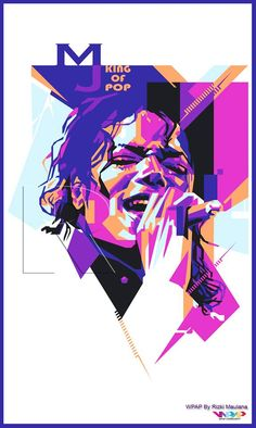 Michael Jackson J In WPAP