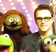 Rivers Cuomo from weezer