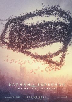 Creative Fan-Made BATMAN V SUPERMAN: DAWN OF JUSTICE Posters