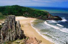 Alguma praia do Rio Grande do Sul