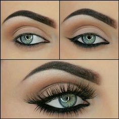 Adding eyelashes makes it look dramatic. But if u use eyelashes that are not took thick, it will look natural.