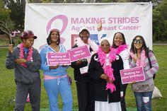 Making Strides San Francisco October 2013 Taken by Rochelle Douglass www.facebook.com/rochellezphotography