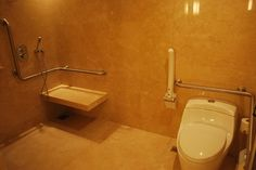 Tips to Design Your Handicap Toilet at Home - Best Accessible Bathroom Design Tips - How to Design Your Accessible Bathroom for Home Use
