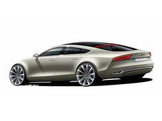 jodesign studio :: Audi Sportback Concept Design Sketch