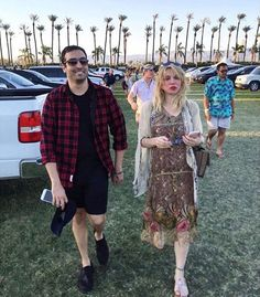 NEWS&TRENDS 25.4.2016...The Best Fashion Instagrams of the Week: Courtney Love Schools Coachella on Festival Glam