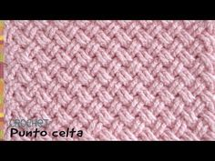 Learn to crochet Celtic stitch. This amazing Celtic stitch provides a fabulous look to any project you choose to form in future. Ideal for garments, scarves and blankets. Crochet Cable Stitch, Crochet Stitches Free, Tunisian Crochet, Crochet Blanket Patterns, Learn To Crochet, Free Crochet, Stitch Patterns, Knitting Patterns, Crochet Videos